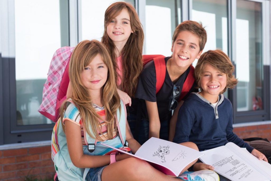 English For Teens (C) 12-15 This course is dedicated to students with B1/B2 level. It's based on Prepare by Cambridge and it covers all topics of English B1 level stated by Cambridge University for speakers of English as a second language. Age Group : 12-15 years old