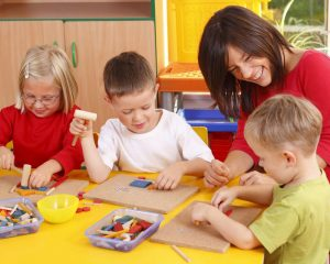 English for kids aged 4-8 (level B )