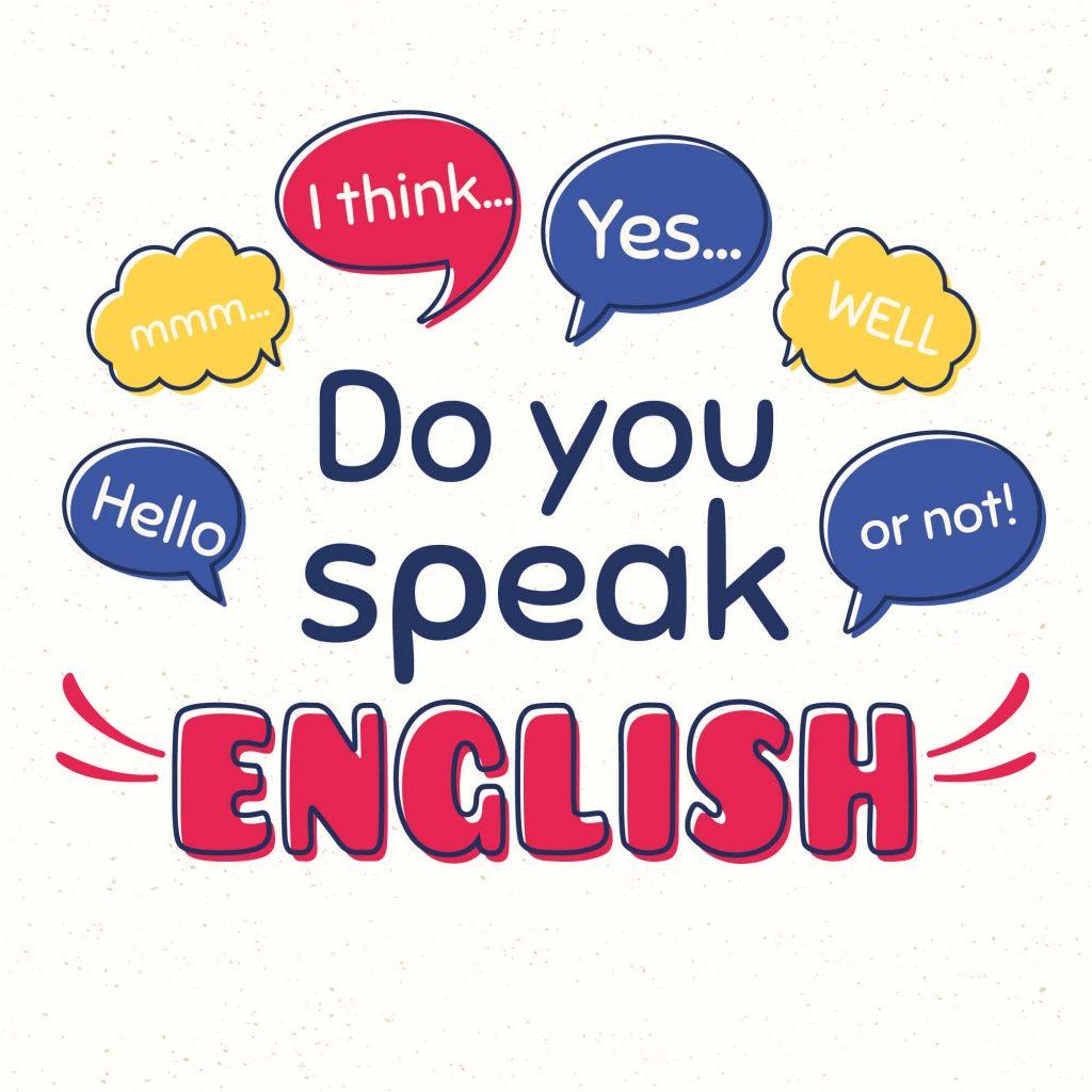 English course image